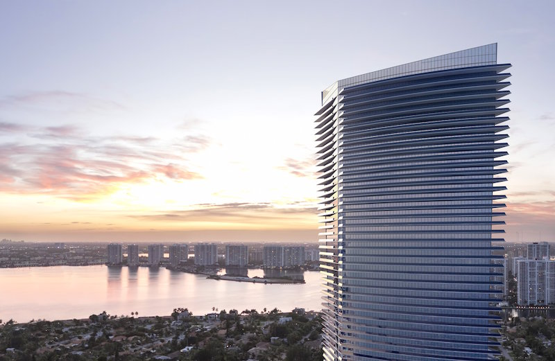 Armani/Pelli Designed Residences In Florida