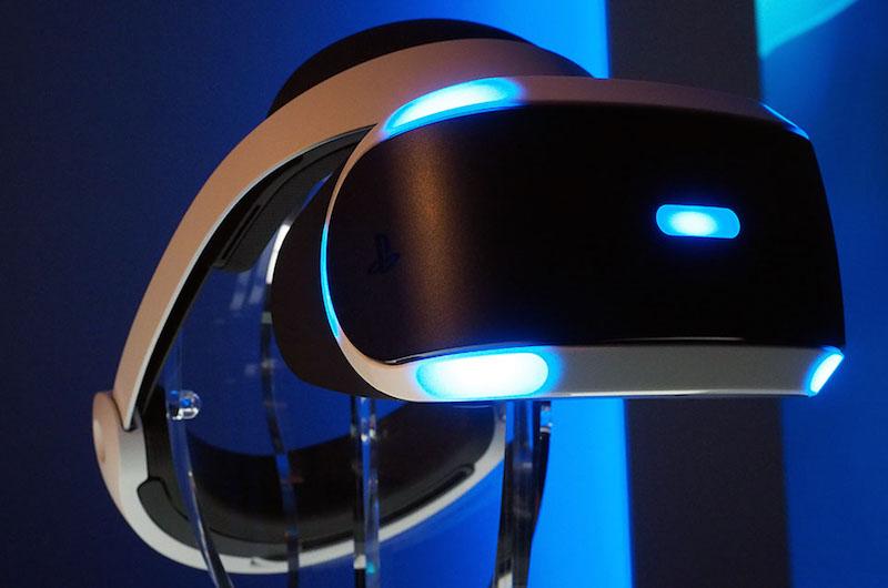 Augmented Reality Morpheus Headset