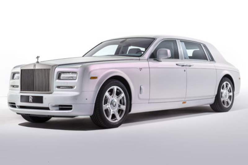 The Rolls Royce Serenity