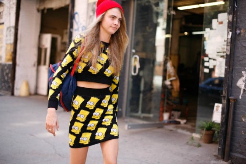 Cara And Bart, Street Fashion 2015