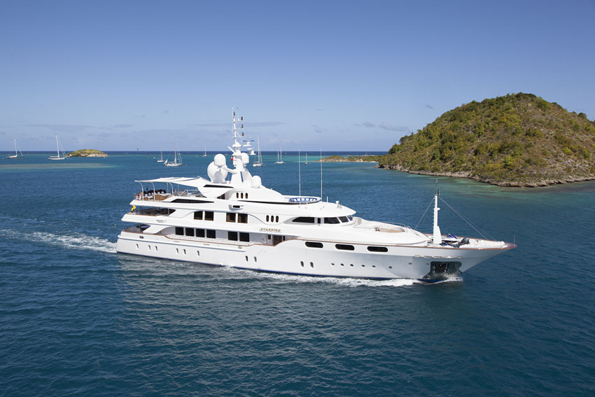 Superyacht Charter in Little Italy 1