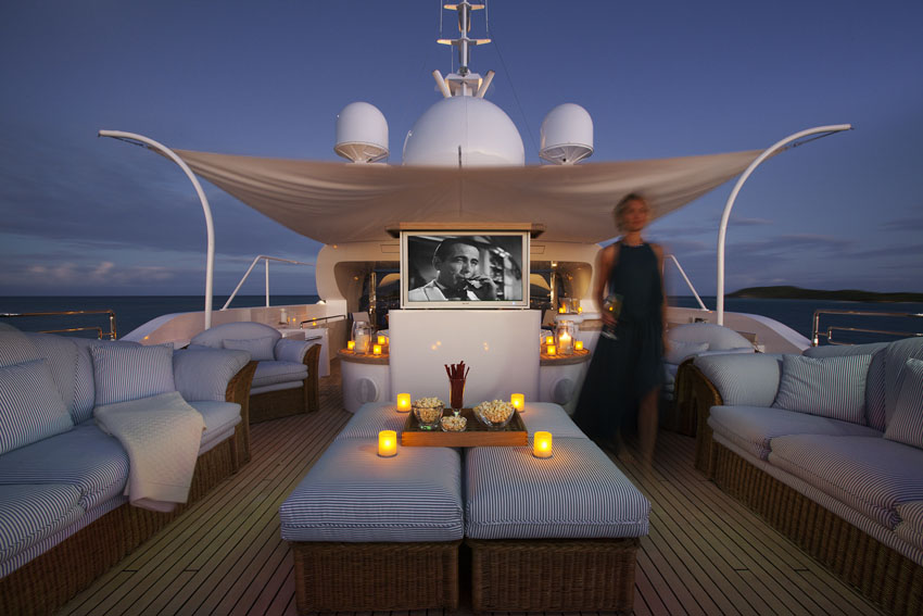 Superyacht Charter in Little Italy 2