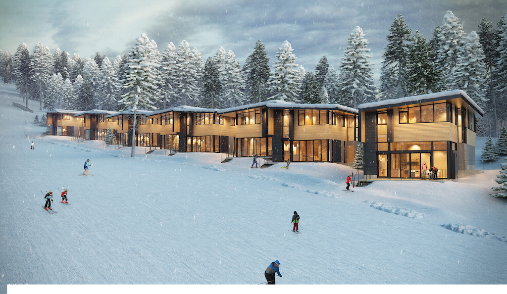 Stellar Collection Townhomes Winter